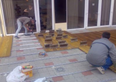 Decking Parketi Silaj